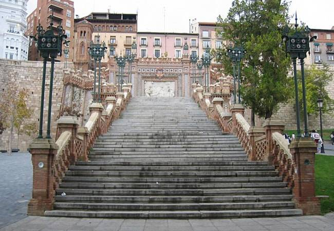 Lugares de Interés en Teruel