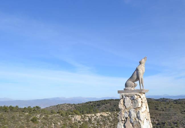 La Cañada del Lobo en Torremolinos