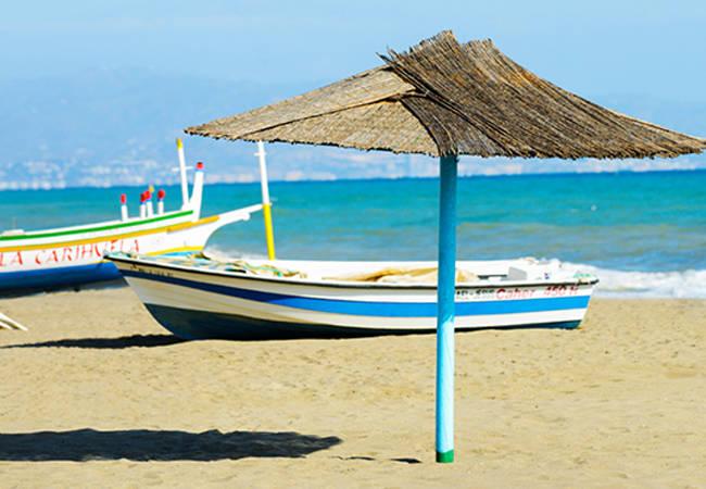 Playas de Torremolinos