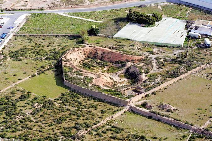 Zona Arqueológica de Ciavieja, en El Ejido, Almería