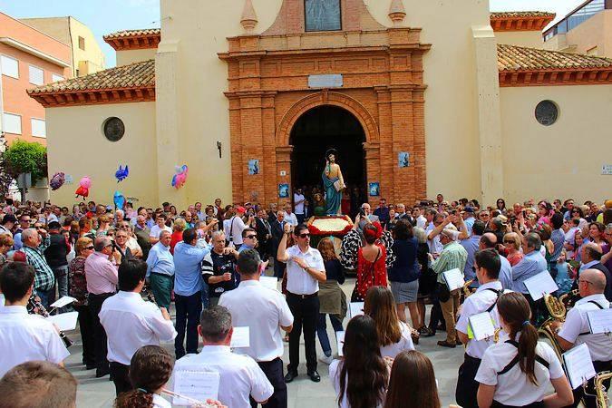 Fiestas de San Marcos en El Ejido, en Almería