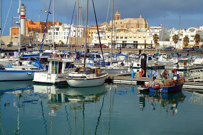El Puerto de Santa María, en Cádiz