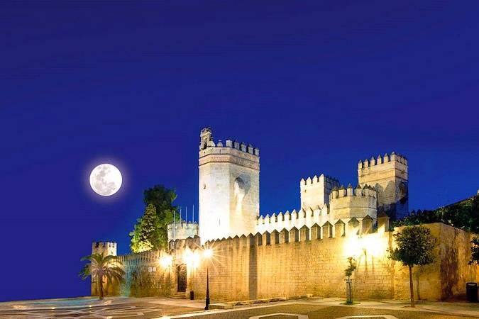 Castillo de San Marcos, en El Puerto de Santa María