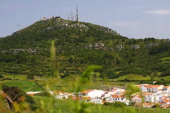 Monte Toro, en Es Mercadal, Menorca