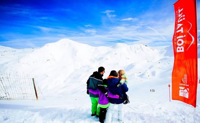 Estación de Esquí de Boí Taüll, en Lleida