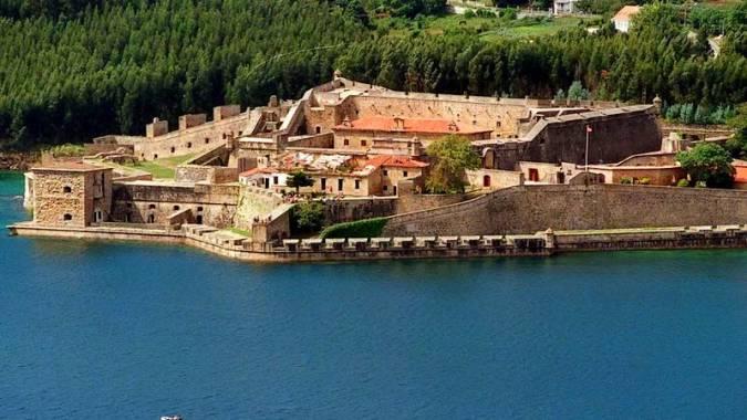 Castillo de San Felipe, en Ferrol