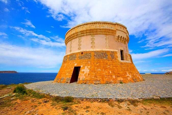 Torre de Fornells, en Menorca