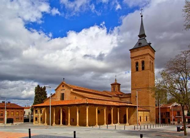 Concatedral de Santa María La Mayor, en Guadalajara