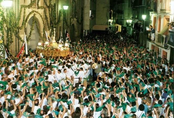 Fiestas de San Lorenzo, en Huesca
