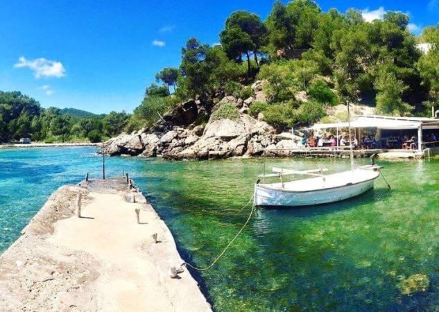 Cala Mastella, Ibiza