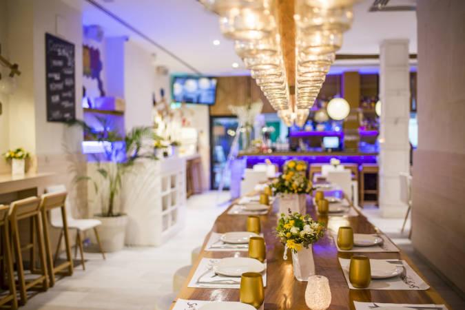 Restaurante Sa Brisa, en Ibiza