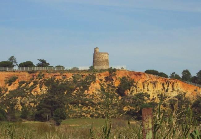 Torre del Catalán, en Lepe
