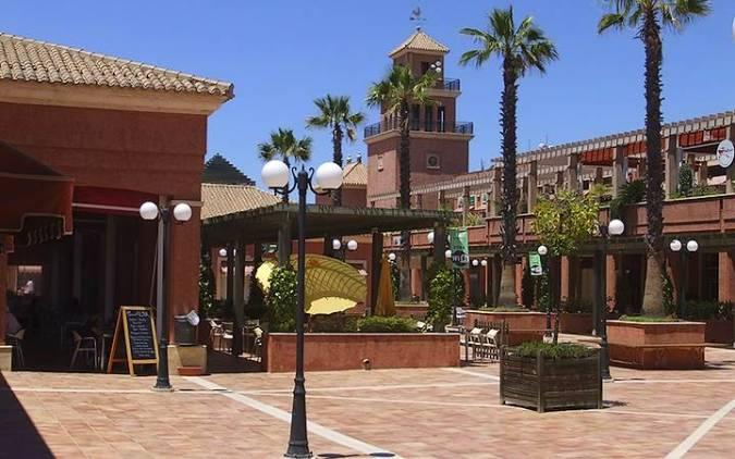 Centro Comercial La Hacienda, en Islantilla
