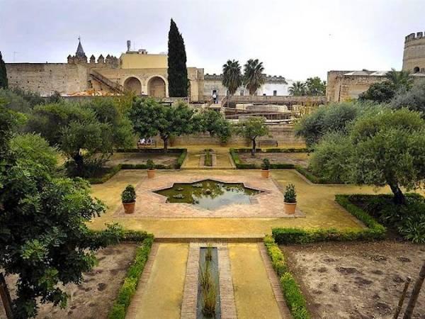 El Alcázar de Jerez de la Frontera