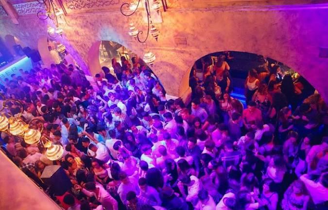 Discoteca El Bereber, en Jerez de la Frontera
