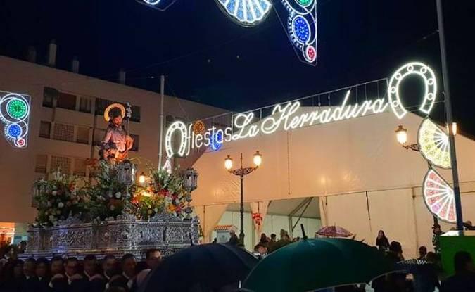 Fiestas de San José, en La Herradura, Granada