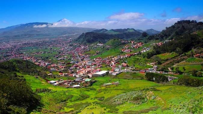 San Cristóbal de La Laguna, en Tenerife