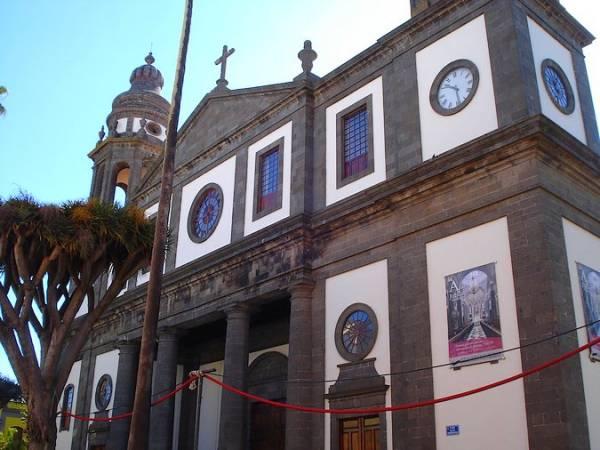 Catedral de Nuestra Señora de Los Remedios, en La Laguna, Tenerife