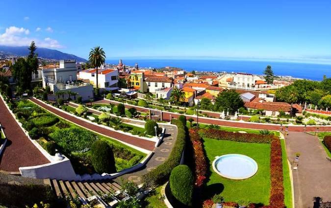 La Villa de La Orotava, en Tenerife