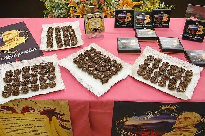 Caprichos del Emperador, un dulce típico de Laredo, en Cantabria