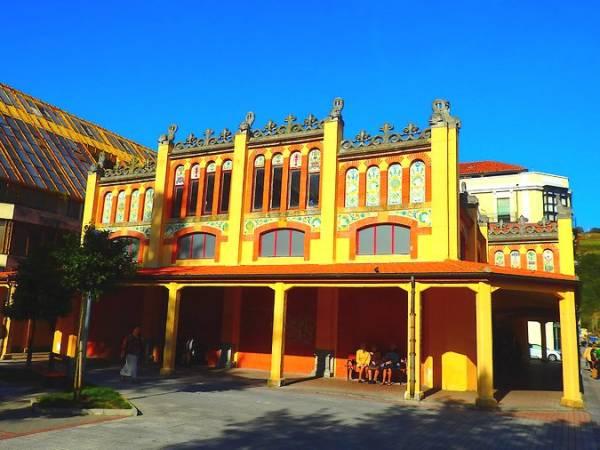 Mercado de Abastos de Laredo, en Cantabria