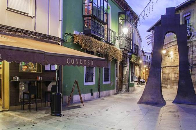 Barrio Romántico de León
