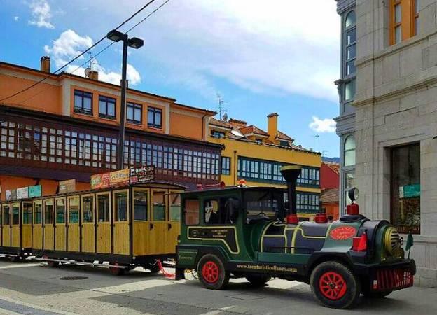 Tren Turístico de Llanes