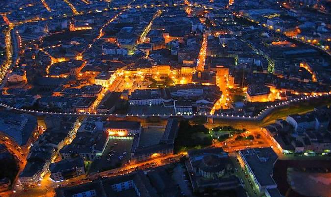 Guía de la ciudad de Lugo