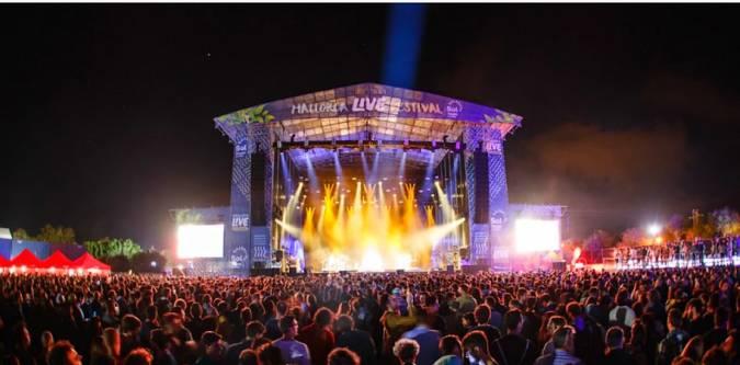 Mallorca Live Festival, en Magaluf