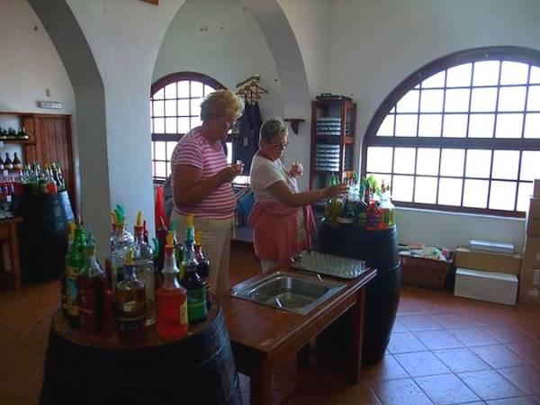 Fábrica de Gin Xoringer, en Mahón, Menorca