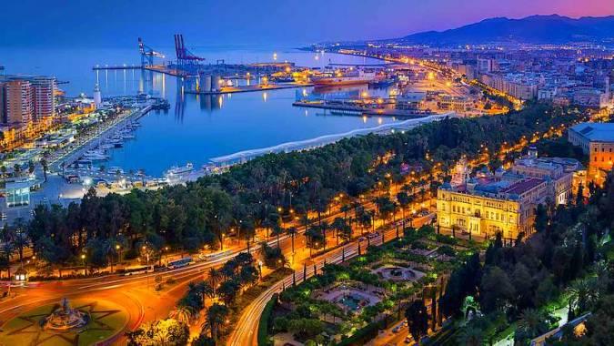 Guía de la ciudad de Málaga