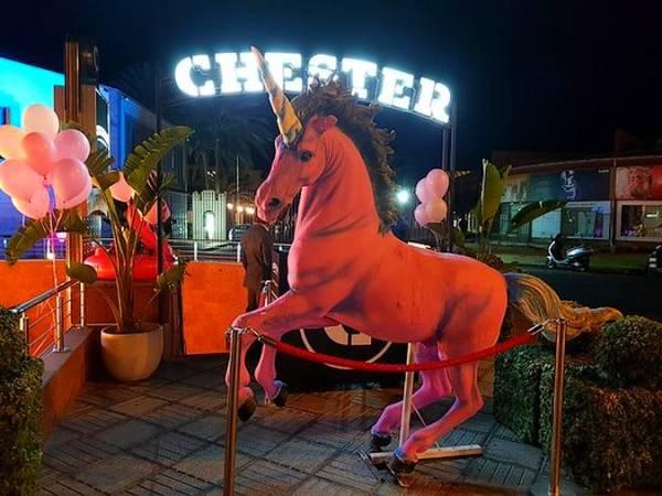 Chester Meloneras Club & Lounge, en Gran Canaria