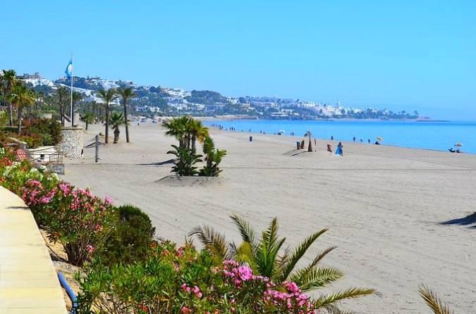 Mojácar Playa, en Almería