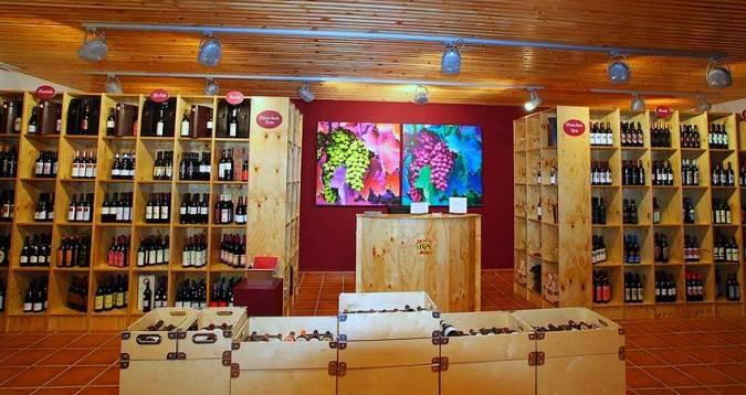 Centro del Vino de la Ribeira Sacra, en Lugo