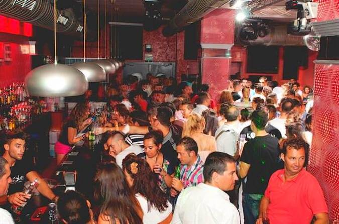 Sala People & Sond Club, en Nerja