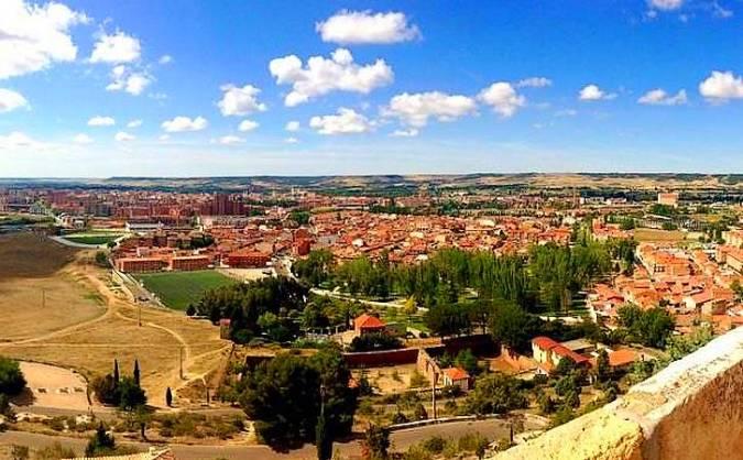 Guía de la ciudad de Palencia