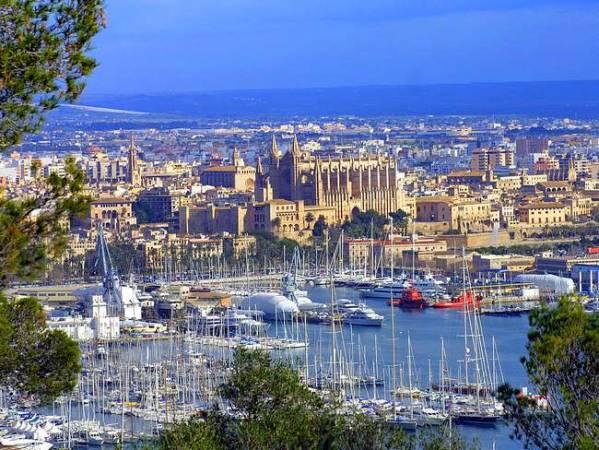 Guía de la ciudad de Palma de Mallorca