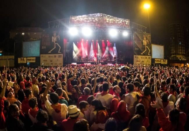 Conciertos en San Fermín
