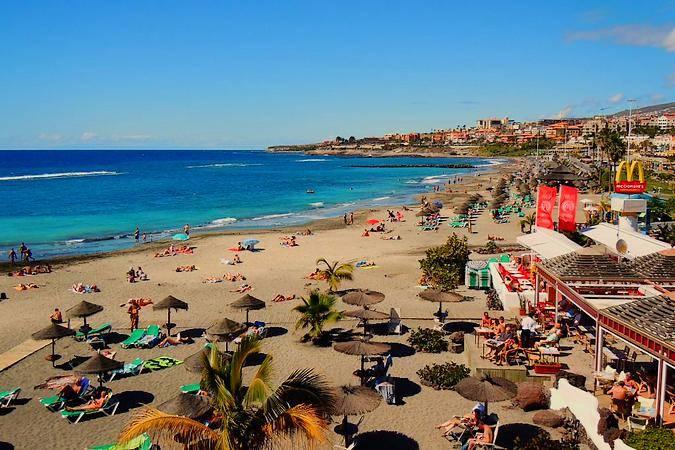 La Guía de Playa de las Américas, en Tenerife