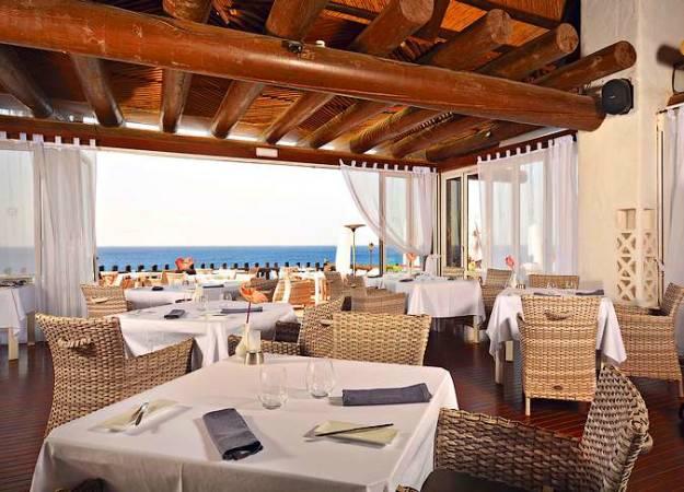 Restaurante Las Rocas, en Playa de las Américas