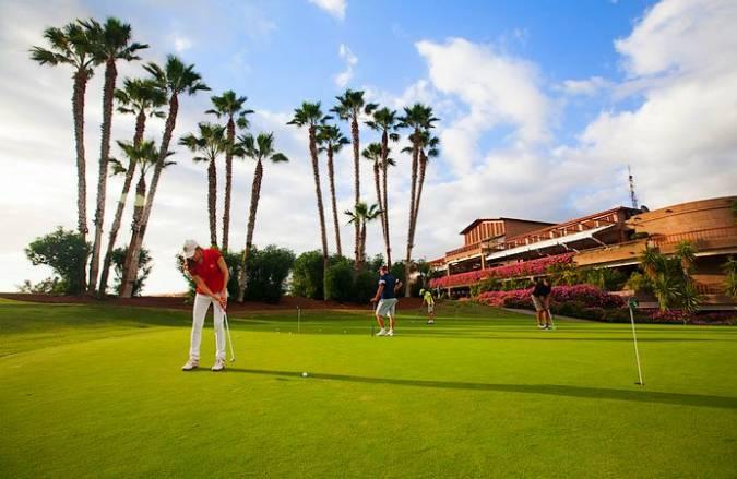 Club de Golf Las Américas, en Playa de las Américas