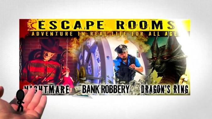 Island Phobia Escape Room, en Playa de las Américas