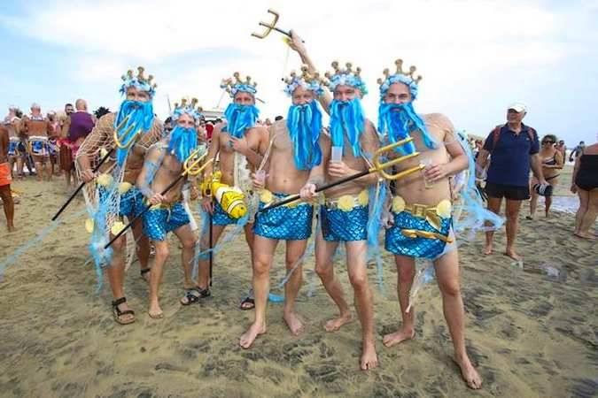 Carnaval en Playa del Inglés, Gran Canaria