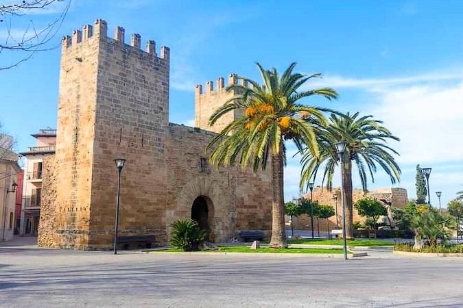 Caco histórico de Alcudia, en Mallorca