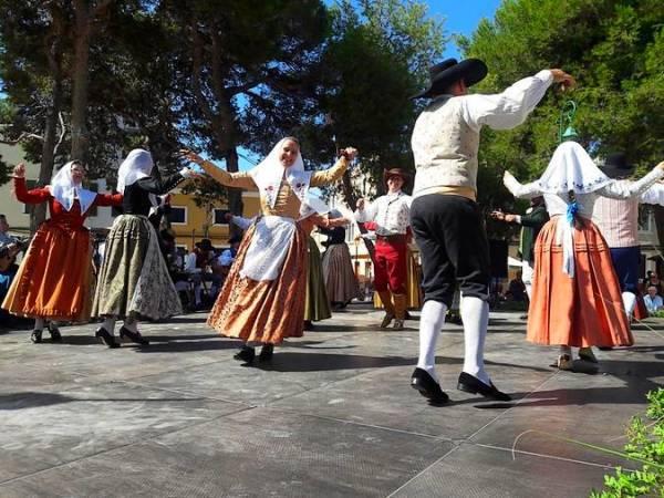 Fiestas de Sant Jaume, en Alcudia