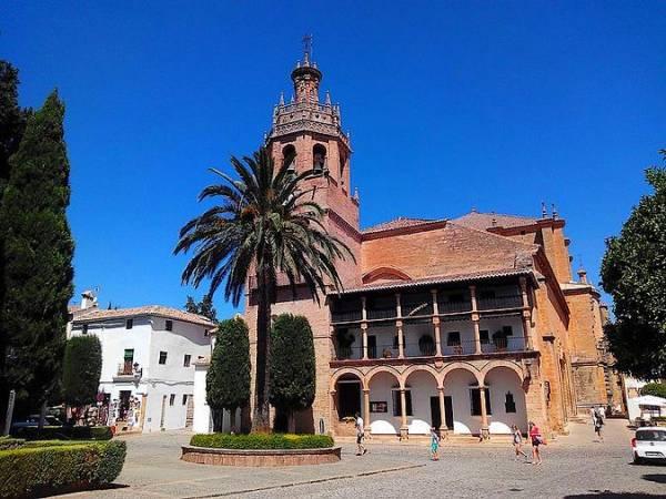 Iglesia de Santa María la Mayor de Ronda
