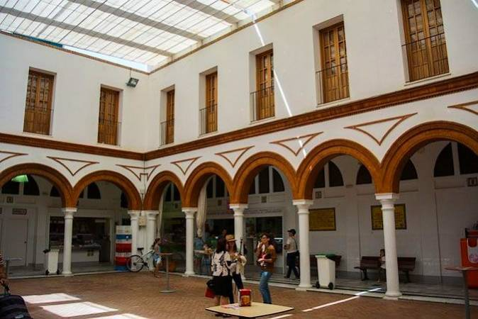 Mercado Central de Rota, en Cádiz