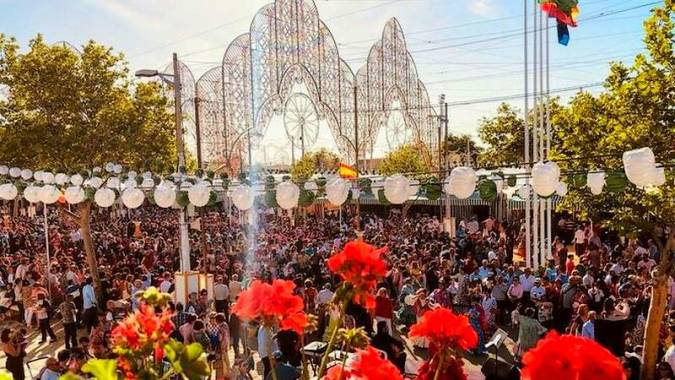 Feria de Primavera en Rota, Cádiz
