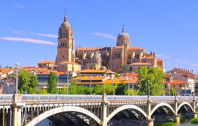 Guía de la ciudad de Salamanca
