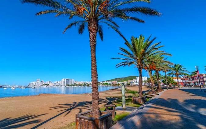 Sant Antoni de Portmany, en Ibiza